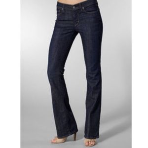 COH AMBER HIGH RISE BOOTCUT JEANS -SIZE 24